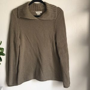 Thick Knit Calvin Klein Sweater